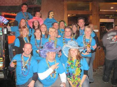 Lannerpalooza 4   Mardi Gras In Deadwood T-Shirt Photo