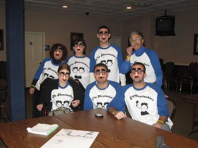 The Moustachio's T-Shirt Photo