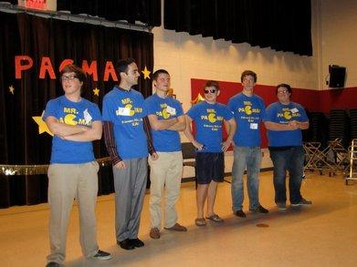 Sai's Mr. Pa Cman! T-Shirt Photo
