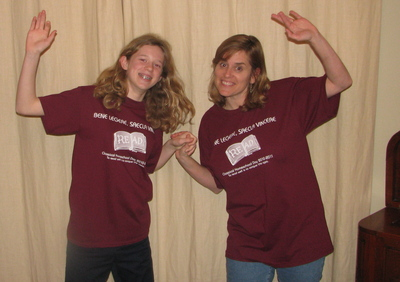 Classical Homeschool Day! T-Shirt Photo