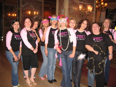 Girls' Night T-Shirt Photo