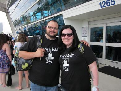 311 Carribean Cruise T-Shirt Photo