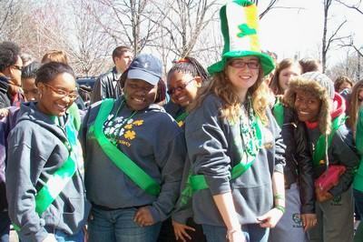Brooklyn Irish American Parade 2011 T-Shirt Photo