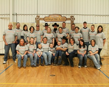 Cowboys For A Cure T-Shirt Photo