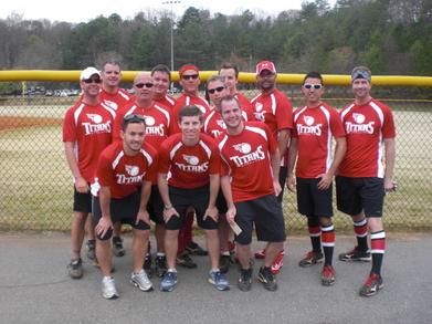 Atlanta Titans (Salon Team) T-Shirt Photo