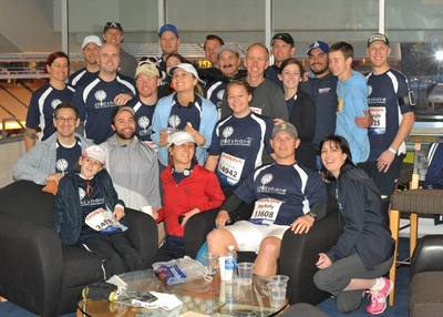 Child S.H.A.R.E.'s La Marathon Team T-Shirt Photo