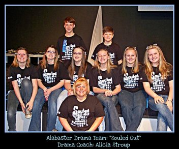 The Drama Team Brought Home The Hardware! T-Shirt Photo