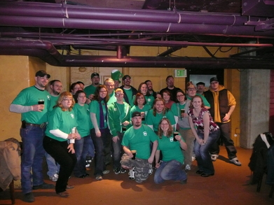 The Robapalooza Group T-Shirt Photo
