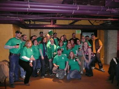 The Robapalooza Group T-Shirt Photo