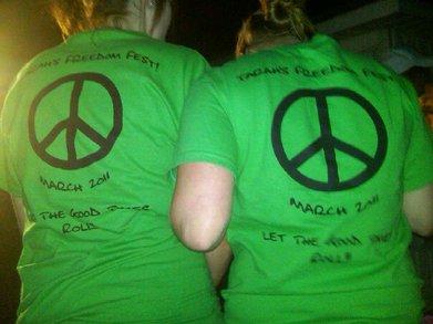 Freedom Fest T's!! T-Shirt Photo