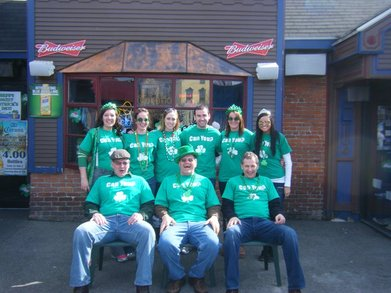 Toddy Waddy  St. Patrick's  Day 2011 T-Shirt Photo