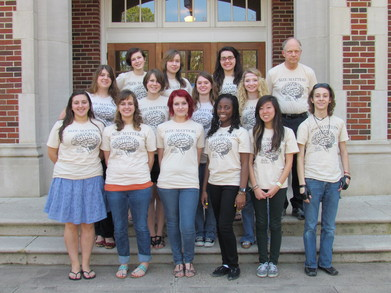 Folio: The Literary Magazine T-Shirt Photo