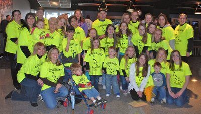 Alyssa's Army Jdrf Walk To Cure Diabetes T-Shirt Photo
