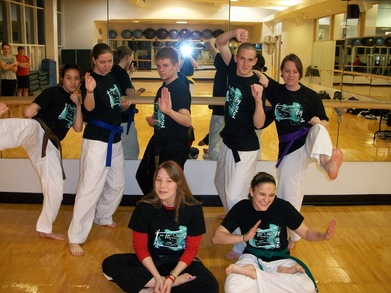 Truman Taekwondo T-Shirt Photo