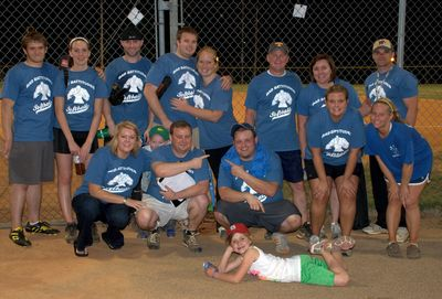 Another Win!  T-Shirt Photo