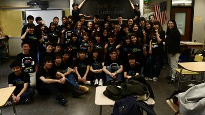 Asian Culture Night T-Shirt Photo