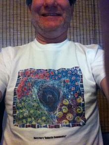 Galactic Community T-Shirt Photo
