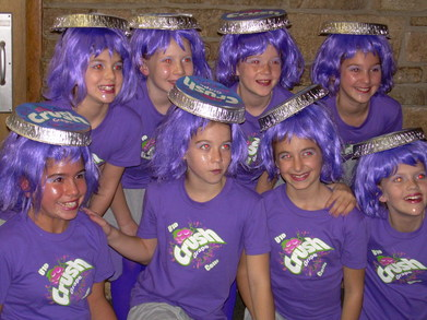 Grape Crush Team T-Shirt Photo