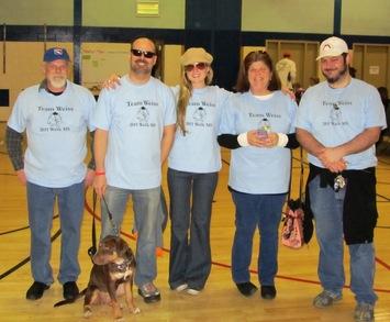 Team Weiss T-Shirt Photo
