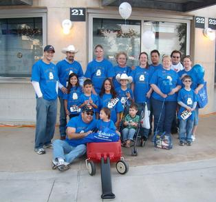 Walk For Autism 2011 T-Shirt Photo