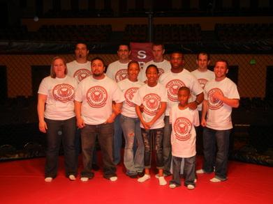 Team Victory T-Shirt Photo