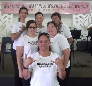 Women's Camp T-Shirt Photo