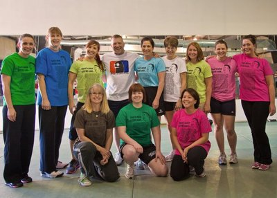 Krav Maga Kc Girls T-Shirt Photo