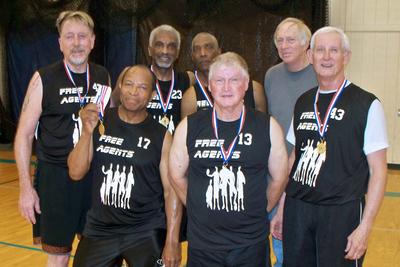 Free Agents Basketball T-Shirt Photo