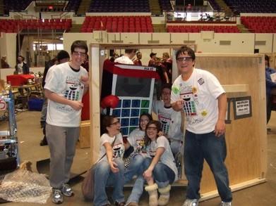 Fighting Calculators Sweep Milwaukee! T-Shirt Photo