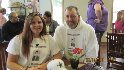 Epilepsy Awareness For Dallas T-Shirt Photo