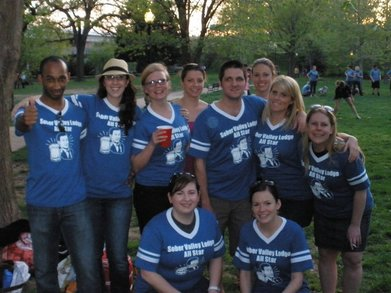 Sober Valley Lodge All Stars T-Shirt Photo