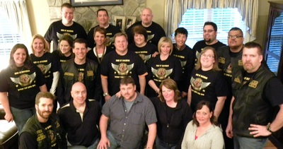 Sons Of Dominion Spring Party T-Shirt Photo