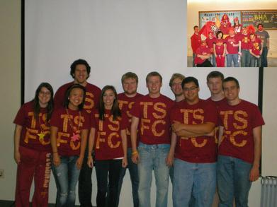 Feel Our Spirit Run Through Your Veins! T-Shirt Photo