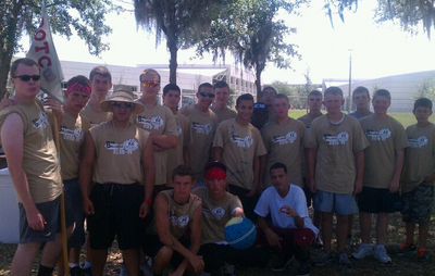Nhs Bravo Company Field Day 2011 T-Shirt Photo
