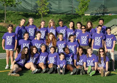 Lax For Love T-Shirt Photo