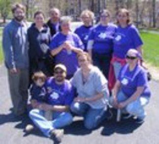 Team Remembering Madalyn T-Shirt Photo