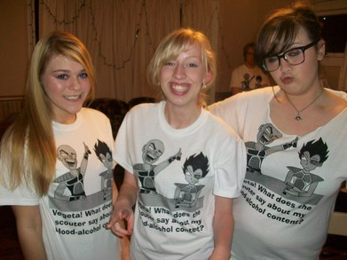 Nerds Gone Wild! T-Shirt Photo