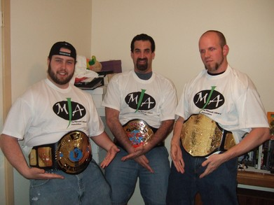 The Champs Are Here! T-Shirt Photo
