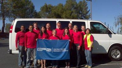 """The Relay"" From Calistoga To Santa Cruz T-Shirt Photo"