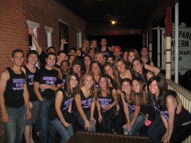 Rodney B Bar Crawl 2011 T-Shirt Photo