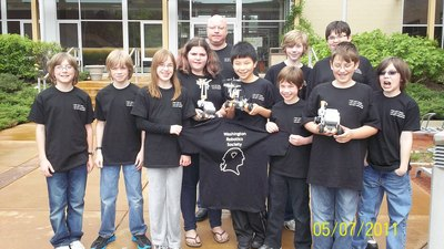 Robot Mania T-Shirt Photo