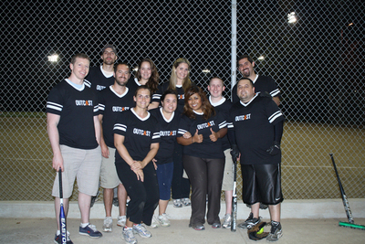 Outcast Softball T-Shirt Photo