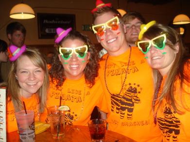 Cinco De Mayo Bar Tour T-Shirt Photo