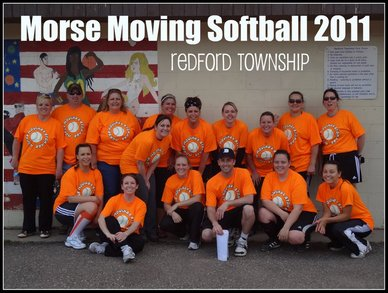 2011 Softball Team T-Shirt Photo