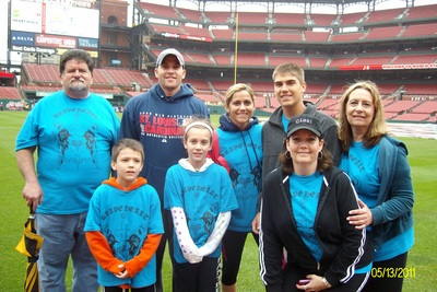 2011 Heart Walk  St. Louis T-Shirt Photo
