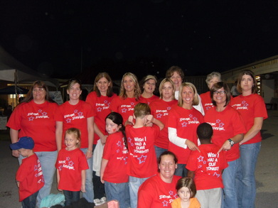 Starlight, Starbright, Hope I Find A Cure Tonight! T-Shirt Photo