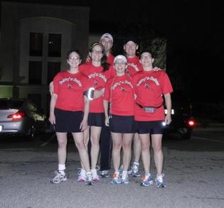 Betty's Babes   Pittsburgh Marathon Relay T-Shirt Photo