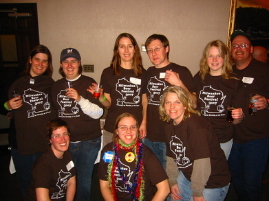 Milwaukee Beer Fest 2007! T-Shirt Photo