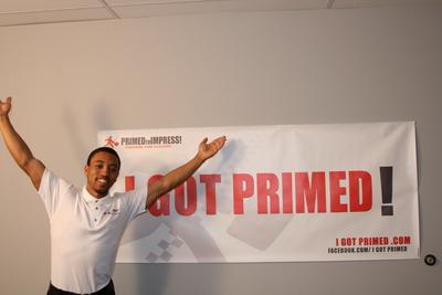 Primed To Impress! T-Shirt Photo