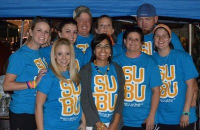 Subu Relay For Life 2011 T-Shirt Photo